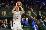 Dragic Zoran<br /> EA7 Emporio Armani Milano - Cantine Due Palme Brindisi<br /> Poste Mobile Final Eight F8 2017 <br /> Lega Basket 2016/2017<br /> Rimini, 16/02/2017<br /> Foto Ciamillo-Castoria / M. Brondi