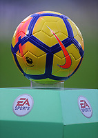 The Official Premier League match day football<br /> <br /> Photographer Ashley Crowden/CameraSport<br /> <br /> The Premier League - Crystal Palace v Burnley - Saturday 13th January 2018 - Selhurst Park - London<br /> <br /> World Copyright © 2018 CameraSport. All rights reserved. 43 Linden Ave. Countesthorpe. Leicester. England. LE8 5PG - Tel: +44 (0) 116 277 4147 - admin@camerasport.com - www.camerasport.com