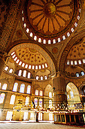 Turkey-Istanbul-The Blue Mosque
