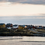 Three weeks aboard the Kong Harald. Hurtigruten, the Coastal Express.Kjollefjord.