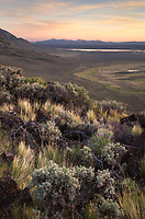 Hart Mountain National Antelope Refuge Oregon