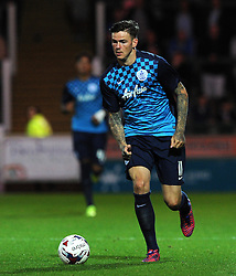 QPR's Ben Gladwin - Photo mandatory by-line: Harry Trump/JMP - Mobile: 07966 386802 - 11/08/15 - SPORT - FOOTBALL - Capital One Cup - First Round - Yeovil Town v QPR - Huish Park, Yeovil, England.