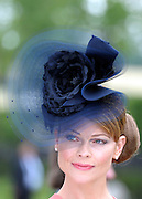 © Licensed to London News Pictures. 21/06/2012. Ascot, UK Ladies Day at Royal Ascot 21st June 2012. Royal Ascot has established itself as a national institution and the centrepiece of the British social calendar as well as being a stage for the best racehorses in the world.. Photo credit : Stephen Simpson/LNP