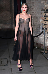 Tiger Lilly Taylor arriving at the Fabulous Fund Fair, Camden Roundhouse, London.<br />Photo credit should read: Doug Peters/EMPICS