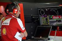 MOTORSPORT - F1 2013 - GRAND PRIX OF ITALIA - MONZA (ITA) - 05 TO 08/09/2013 - PHOTO ERIC VARGIOLU / DPPI - DOMENICALI STEFANO (ITA) - SCUDERIA FERRARI TEAM PRINCIPAL - DIRECTEUR - AMBIANCE PORTRAIT