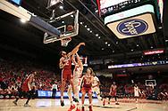 Dayton 88-60 win during its home opener against Massachusetts.