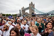 London Bridge vigil 2017