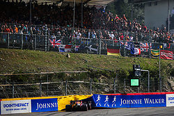September 1, 2019, Spa-Francorchamps, Belgium: Motorsports: FIA Formula One World Championship 2019, Grand Prix of Belgium, ..#33 Max Verstappen (NLD, Aston Martin Red Bull Racing) (Credit Image: © Hoch Zwei via ZUMA Wire)
