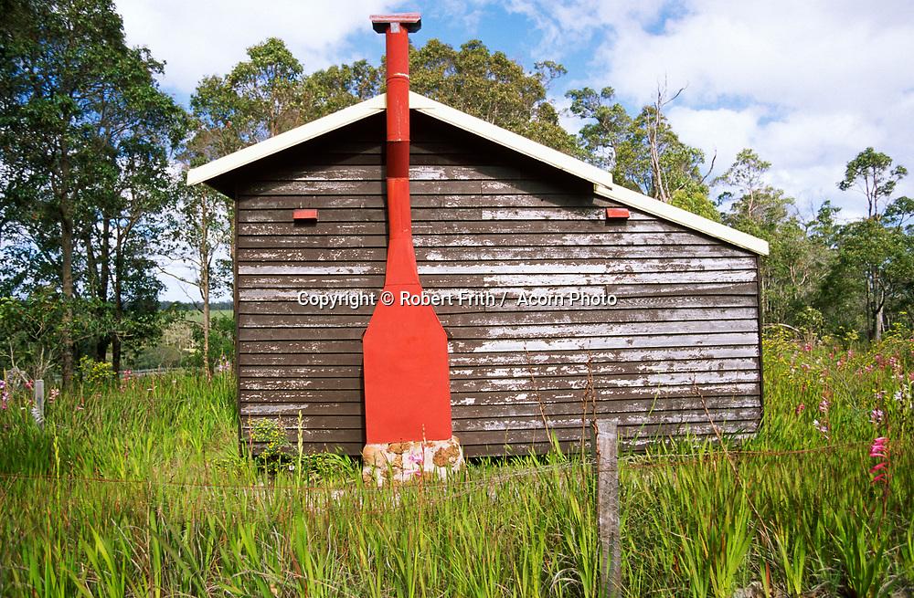 Group settlement hut south of Margaret River
