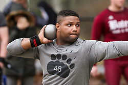 Men's shot put, Maine State Outdoor Track & Field Championships