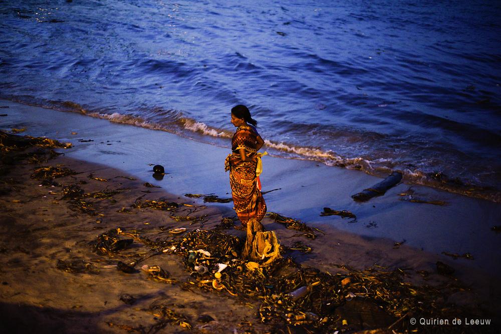 Fishing port Kochi, India