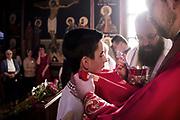 Serbian Orthodox Liturgy Ceremony Sydney 2017.