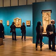 """Isabella Stewart Gardner Museum, """"Ornament and Illusion, Carlo Crivelli of Venice"""", Boston, MA"""