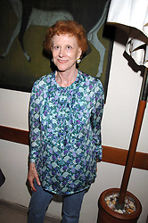 PAULINE HYDE at a party to celebrate the publication of her book 'Midas Man' held at San Lorenzo, Beauchamp Place, London on 29th May 2008.<br /><br />NON EXCLUSIVE - WORLD RIGHTS