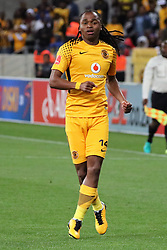 Siphiwe Tshabalala in the Absa Premiership match between Cape Town City and Kaizer Chiefs, Cape Town Stadium, 13 September 2017.