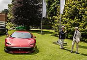 Ferrari SP 38 , Modena