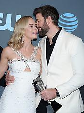 Critics Choice Awards Winner - 13 Jan 2019
