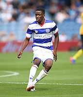 Queens Park Rangers' Olamide Shodipe during the pre-season friendly match at Loftus Road, London.