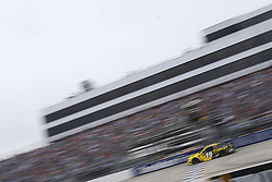 May 6, 2018 - Dover, Delaware, United States of America - Daniel Suarez (19) brings his race car down the front stretch during the AAA 400 Drive for Autism at Dover International Speedway in Dover, Delaware. (Credit Image: © Chris Owens Asp Inc/ASP via ZUMA Wire)