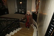 Pam Hogg, Biba after-show party organised by Quinessentially.  Royal Duchess Palace, 16 Mansfield Street, London W1. 19 September 2006.  ONE TIME USE ONLY - DO NOT ARCHIVE  © Copyright Photograph by Dafydd Jones 66 Stockwell Park Rd. London SW9 0DA Tel 020 7733 0108 www.dafjones.com
