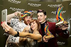 ALFAPARF MILANO Fantastic Hairdresser Awards 2017
