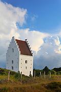 Den Tilsandede Kirke church in Denmark near Skagen