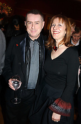 Singer HOLLY JOHNSON and SHEILAGH TENNANT at an aution of art inspired by footballer David Beckham in aid of The National Deaf Children's Society and held at Christie's, St.James's, London on 4th November 2004.<br /><br />NON EXCLUSIVE - WORLD RIGHTS