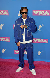 August 20, 2018 - New York, New York, United States - Tyga arriving at the 2018 MTV Video Music Awards at Radio City Music Hall on August 20, 2018 in New York City  (Credit Image: © Kristin Callahan/Ace Pictures via ZUMA Press)