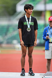 2021 High School Nationals<br /> NSAF Outdoor Track and Field Championship<br /> boys middle school mile awards