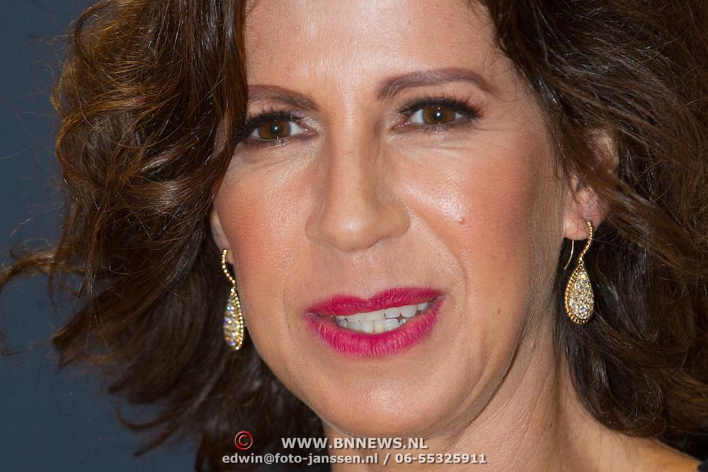 NLD/Amsterdam/20151015 - Televizier gala 2015, Isa Hoes