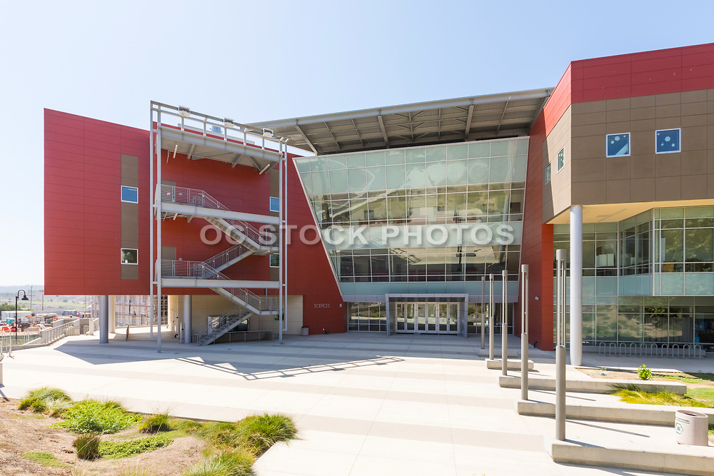 Saddleback College Science Building