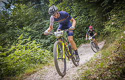 Krajnc Gregor of Hormann Slovenia during the race of XCO National Championship of Slovenia 2021 on 27.06.2021 in Kamnik, Slovenia. Photo by Urban Meglič / Sportida