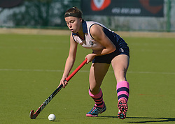 Angie Welham of Herschel during day two of the FNB Private Wealth Super 12 Hockey Tournament held at Oranje Meisieskool in Bloemfontein, South Africa on the 7th August 2016, <br /> <br /> Photo by:   Frikkie Kapp / Real Time Images