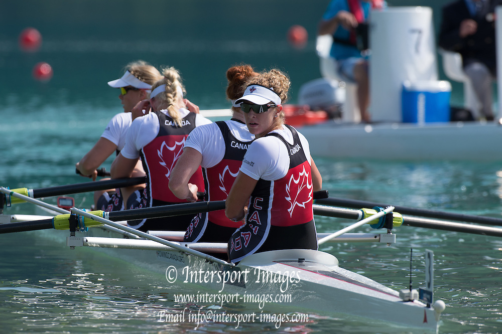 Aiguebelette, FRANCE. CAN W4-.  10:27:11  Sunday  22/06/2014. [Mandatory Credit; Peter Spurrier/Intersport-images]