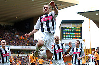 Wolverhampton Wanderers/WBA FA Cup 4th Round 28.01.07 <br />Photo: Tim Parker Fotosports International<br />Kevin Phillips celebrates WBA's 2nd goal with team mates