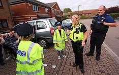 Police visit Ben