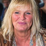 NLD/Amsterdam/20130917 - Boekpresentatie Het Inzicht van Johan Noorloos, Angéla (Sjeel) Kramers
