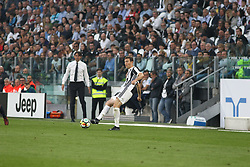 October 14, 2017 - Turin, Piedmont, Italy - Stephan Lichtsteiner (Juventus FC) during the Serie A football match between Juventus FC and SS Lazio at Olympic Allianz Stadium on 14 October, 2017 in Turin, Italy. (Credit Image: © Massimiliano Ferraro/NurPhoto via ZUMA Press)