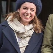 NLD/Amsterdam/20180203 - 80ste Verjaardag Pr. Beatrix, Annemarie Gualthérie van Weezel