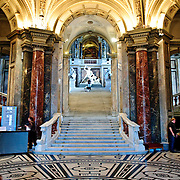 Main foyer of the Kunsthistoriches Museum