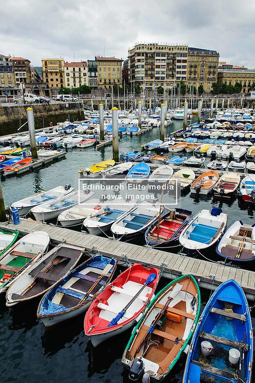 Marina at San Sebastian, Cantabria, Spain<br /> <br /> (c) Andrew Wilson   Edinburgh Elite media