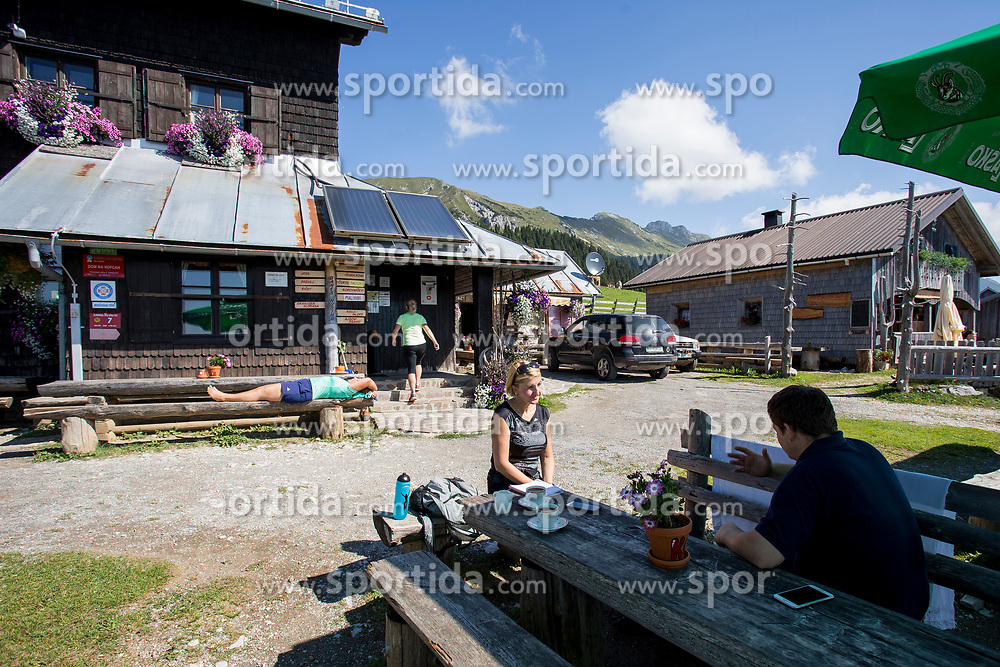 Dom na Kofcah, Naj Planinska Koca 2017, on August 17, 2017 in Kofce, , Slovenia. Photo by Urban Urbanc / Sportida