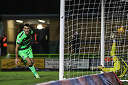 Forest Green Rovers v Grimsby Town FC 220119