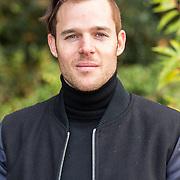 NLD/Hilversum/20161108 - Wie is de Mol 2017 perspresentatie, Vlaams acteur Thomas Cammaer