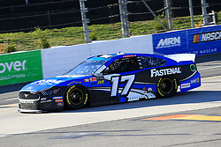 March 23, 2019 - Martinsville, VA, U.S. - MARTINSVILLE, VA - MARCH 23:  #17: Ricky Stenhouse Jr., Roush Fenway Racing, Ford Mustang Fastenal during practice for the STP 500 Monster Energy NASCAR Cup Series race on March 23, 2019 at the Martinsville Speedway in Martinsville, VA.  (Photo by David J. Griffin/Icon Sportswire) (Credit Image: © David J. Griffin/Icon SMI via ZUMA Press)