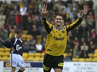 Clayton Zane, LSK. Lillestrøm - Viking 4-0, Åråsen stadion.