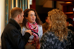 Beatriz Ferrer Salat<br /> Global Dressage Forum<br /> Academy Bartels - Hooge Mierden 2015<br /> © Hippo Foto - Dirk Caremans<br /> 26/10/15