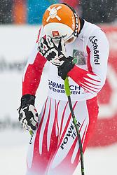 11.03.2010, Kandahar Strecke Herren, Garmisch Partenkirchen, GER, FIS Worldcup Alpin Ski, Garmisch, Men SuperG, im Bild Reichelt Hannes, ( AUT, #9 ), Ski Salomon, EXPA Pictures © 2010, PhotoCredit: EXPA/ J. Groder /SPORTIDA PHOTO AGENCY