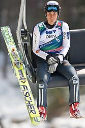 20.03.2010, Planica, Kranjska Gora, SLO, FIS SKI Flying World Championships 2010, Flying Hill Individual 3rd Round, im Bild Borek Sedlak, ( CZE, #5 ), EXPA Pictures © 2010, PhotoCredit: EXPA/ J. Groder / SPORTIDA PHOTO AGENCY