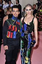 Joe Jonas and Sophie Turner attend The 2019 Met Gala Celebrating Camp: Notes On Fashion at The Metropolitan Museum of Art on May 06, 2019 in New York City. Photo by Lionel Hahn/ABACAPRESS.COM